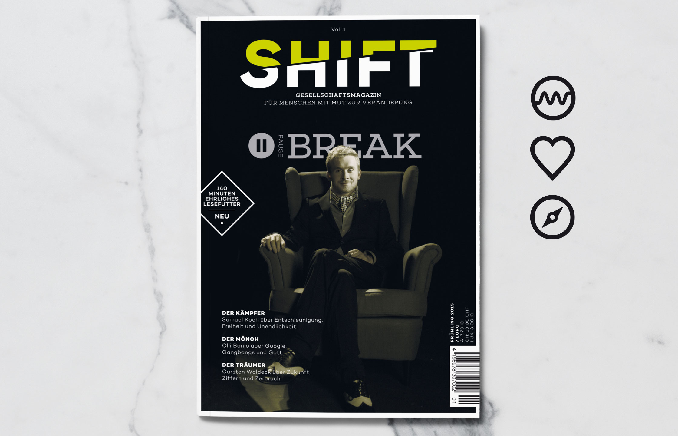 Shift Magazin