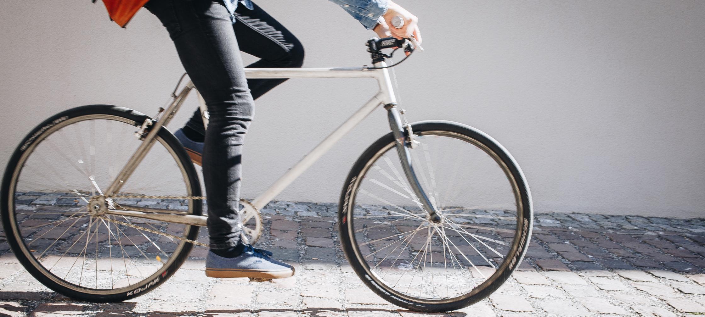 Mikel Fahrrad
