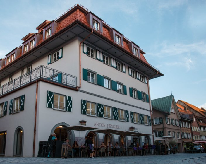 Hensler Haus