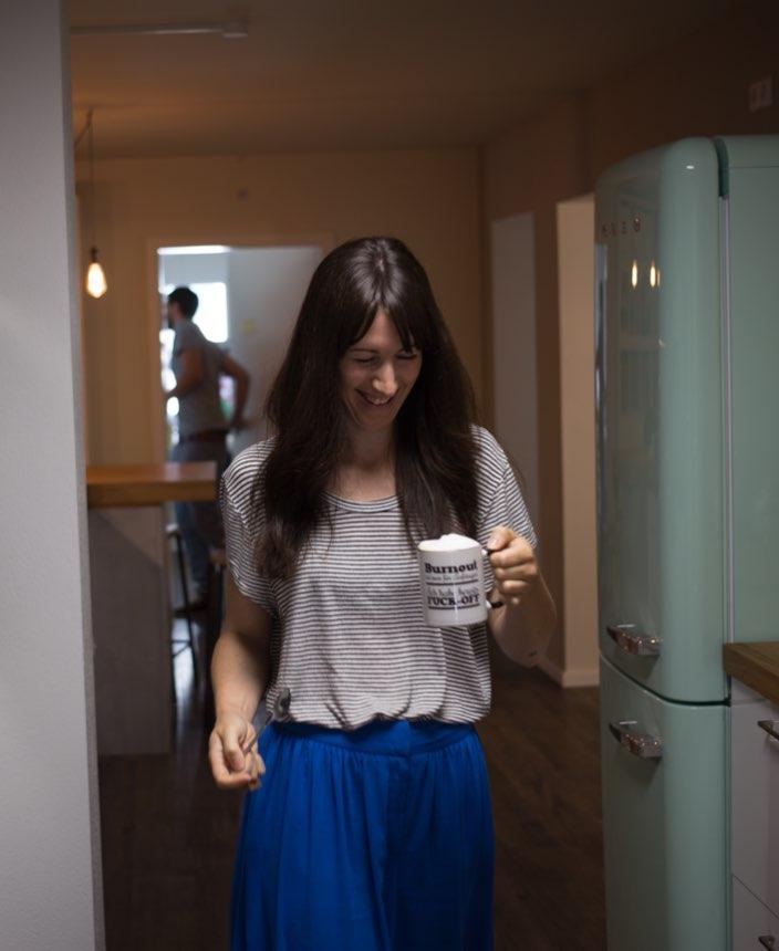 Melanie Kaffee