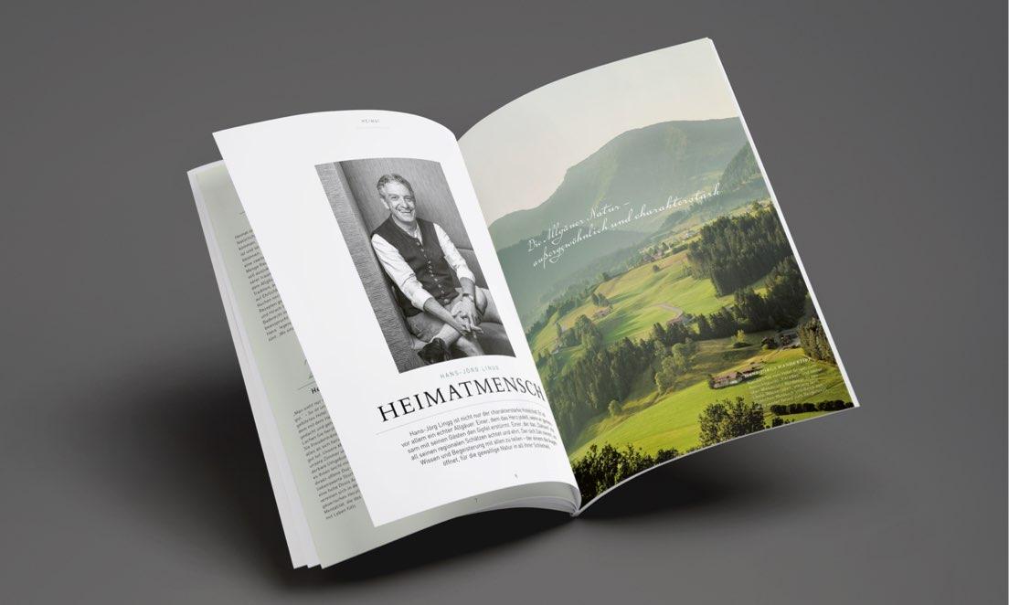 Bergkristall Broschüre Sabine und Hans-Jörg