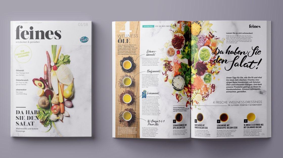 Magazin Salat