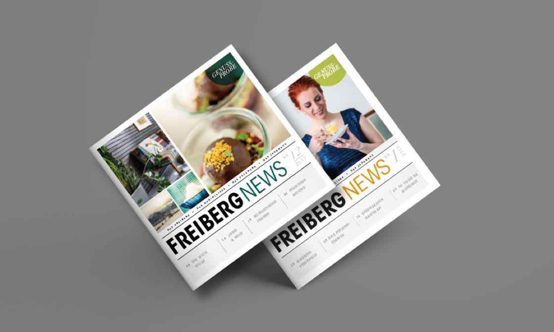Freiberg News