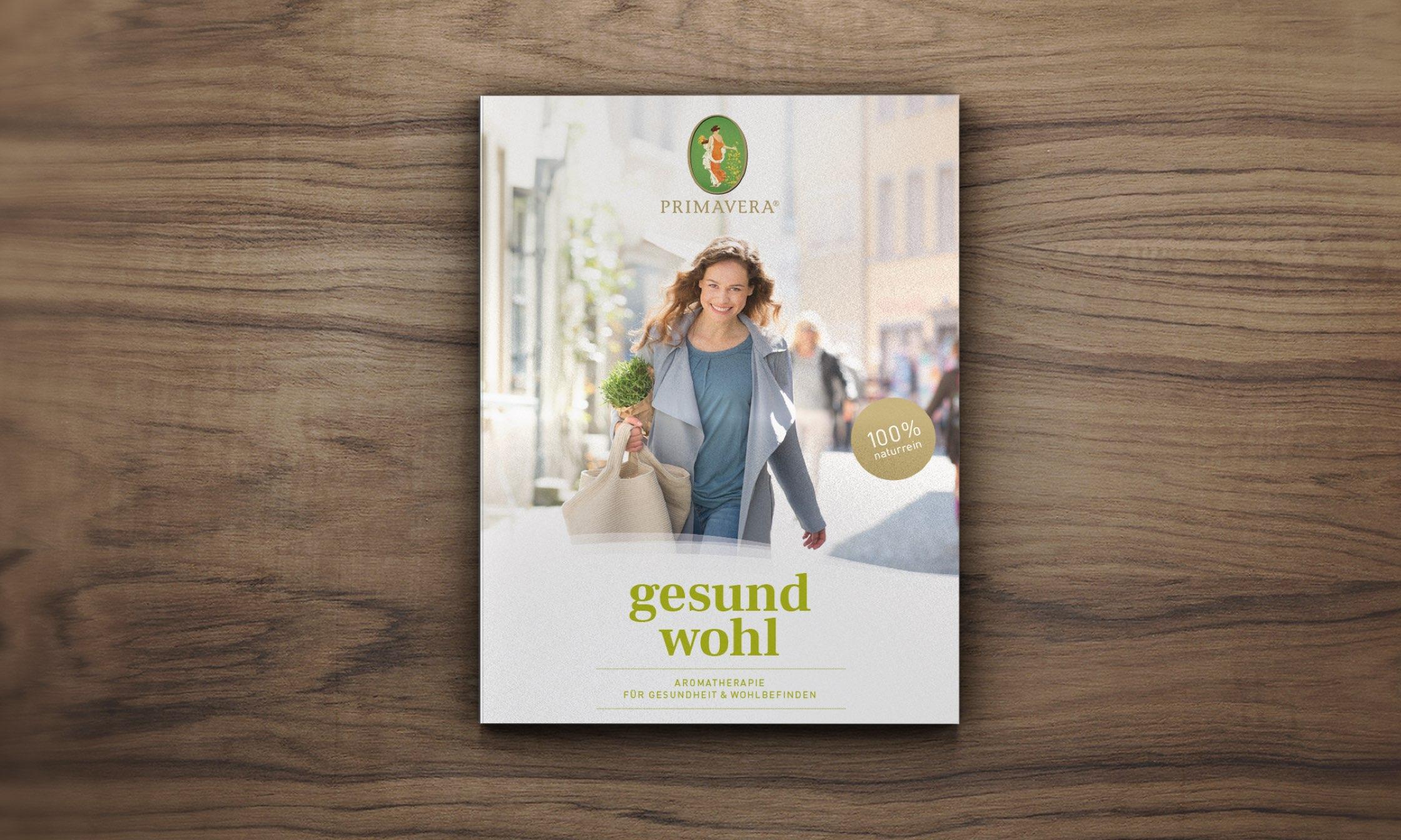 Gesundwohl Broschüre