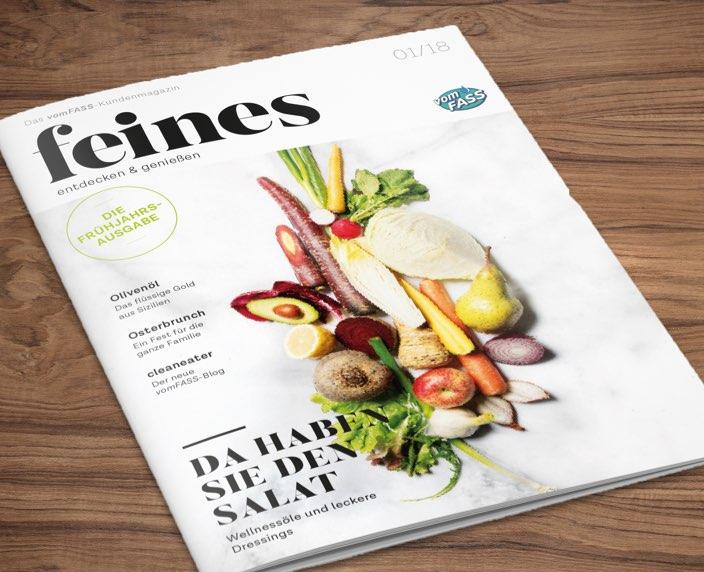 Feines – das vomFass-Magazin
