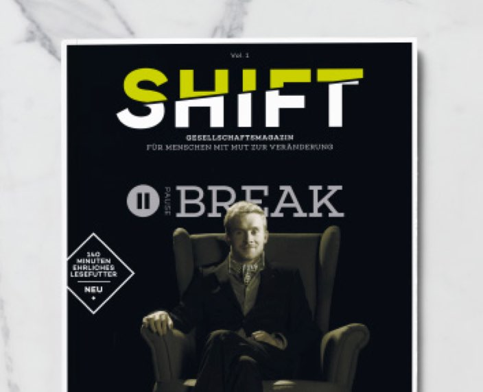 Shift  Magazin