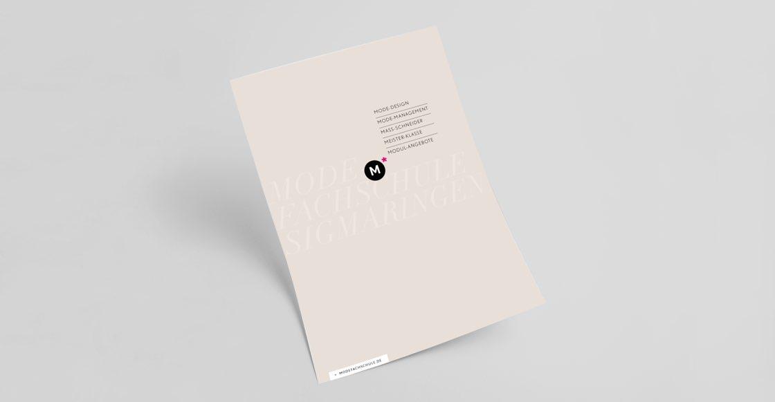 Briefpapier Rückseite