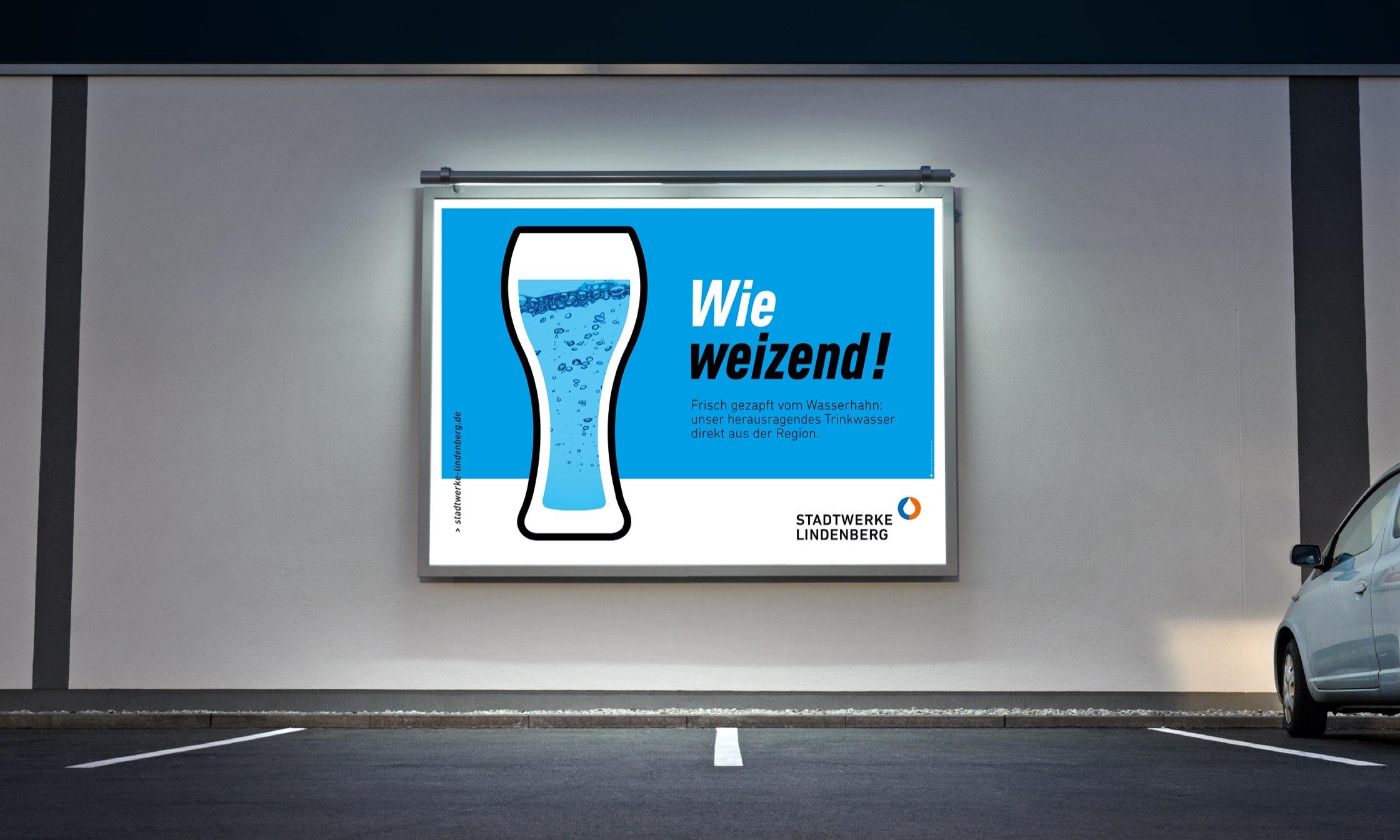 SWL Plakatkampagne