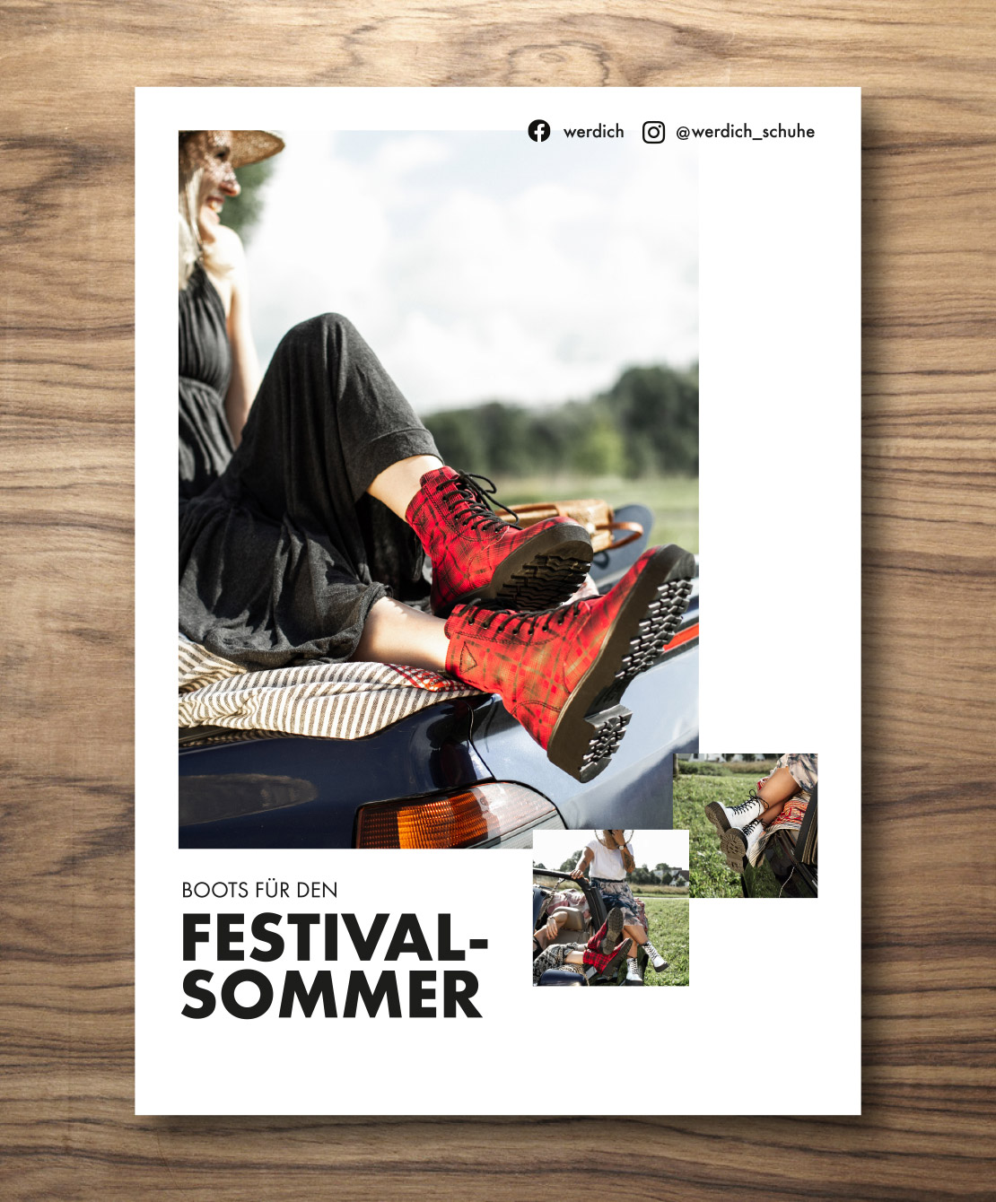 Werdich Festival Sommer