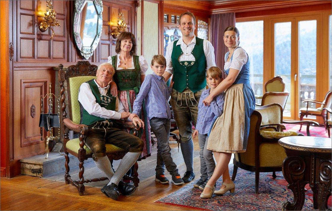 Prinz Luitpold Bad Family