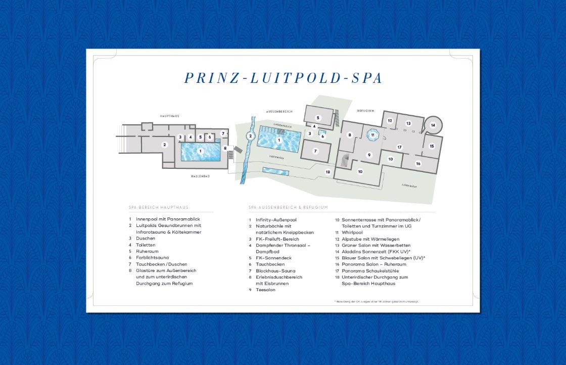 Prinz Luitpold Bad Plan