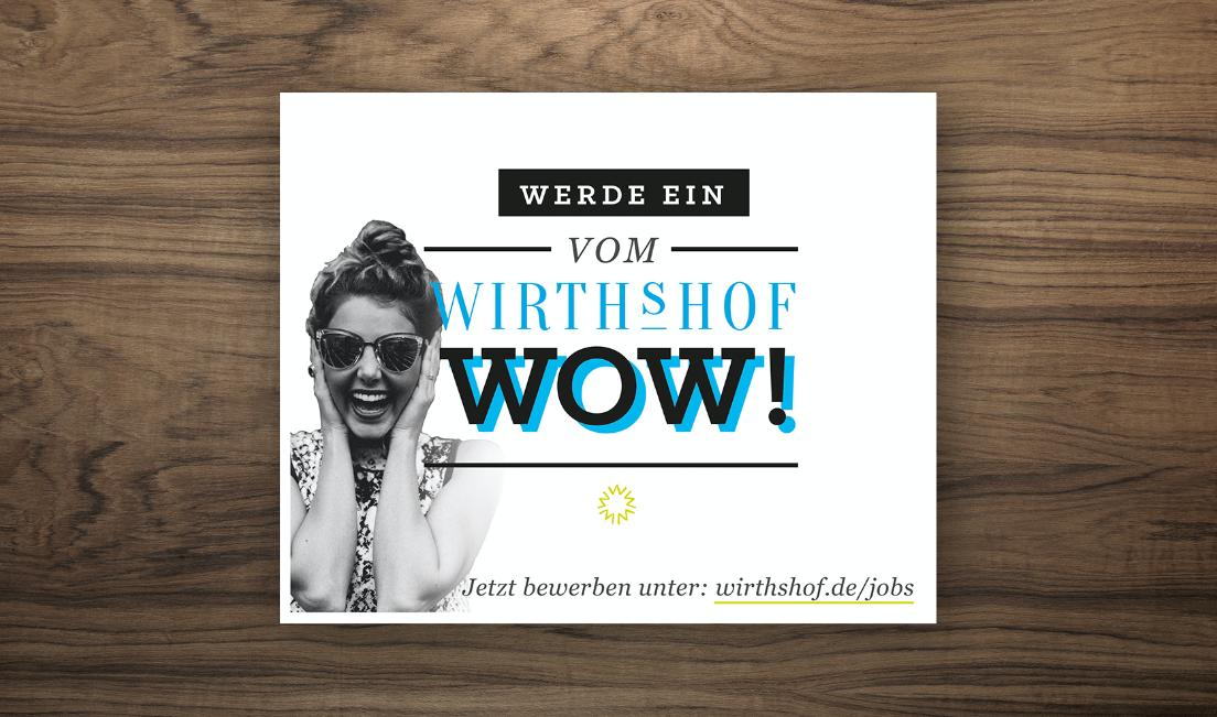 employer branding Wirthshof
