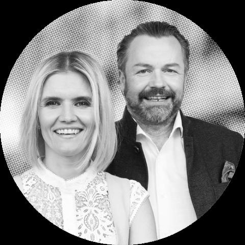 Martina und Sepp Kröll